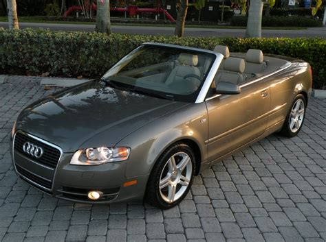 Audi A4 Convertible 2006 For Sale by Audi A3 Price