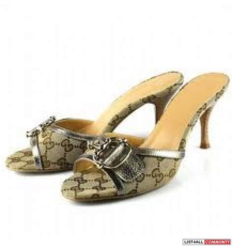 Sandal Gucci Slip On 668 1 gucci sandals size 7 dh1207 list4all