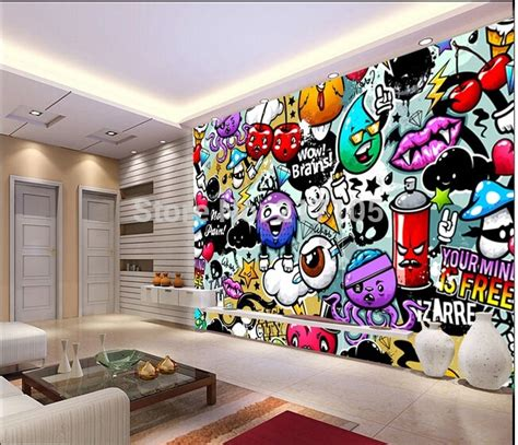 buy custom baby wallpaper colorful