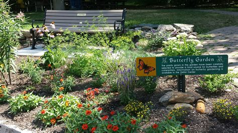 Butterfly Garden County Of Union New Jersey