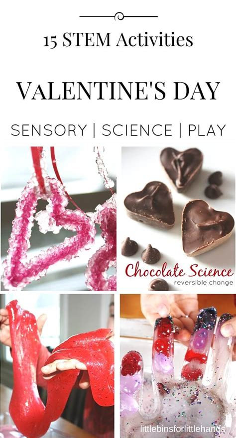 activities for valentines day valentines day science stem activities and experiments