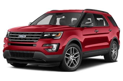 suv ford 2016 ford explorer price photos reviews features