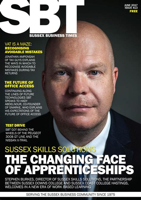 Sussex Mba by Sussex Business Times Issue 413 By Media Issuu