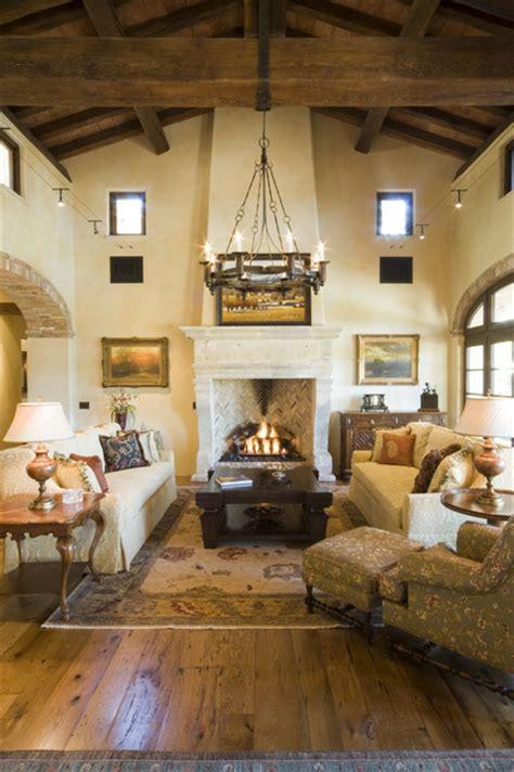 Reclaimed Beams & Reclaimed Oak Flooring   Rustic   Living