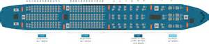 b777 300er 277 seat map korean air