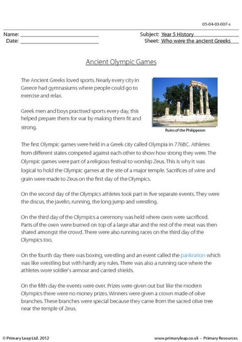 Ancient Greece Worksheet by Ancient Greece Worksheets Lesupercoin Printables Worksheets