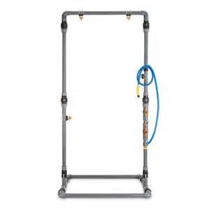 portable decon shower response decon shower dqe