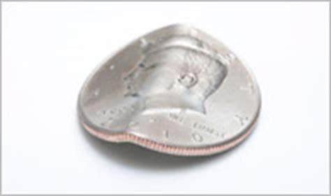 Magnet Koin Silver 25x2mm coin gimmicks vanishing inc magic shop