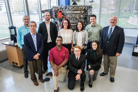 Virginia Tech Part Time Mba by Rolls Royce Inaugural Ph D Day Opens Doors For Innovative