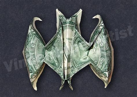 Origami For Sale - hello up for sale is a beautifully crafted origami bat