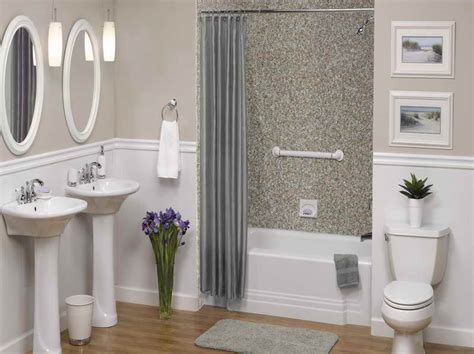 Bathroom Wall Design Ideas Awesome Bathroom Wall Tile Designs Pictures With Gray Curtains Stroovi