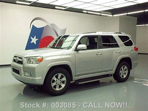 car maintenance manuals 2010 toyota 4runner on board diagnostic system buy used 2010 toyota 4runner sr5 sunroof running boards tow 59k texas direct auto in stafford