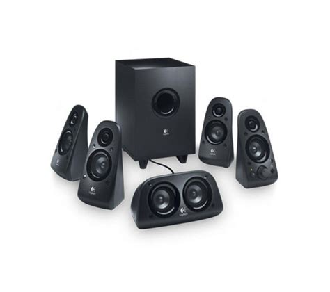 Speaker Logitech 5 1 Z506 Terlaris buy logitech z506 5 1 pc speakers free delivery currys