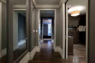 Oil Rubbed Bronze Mirror For Bathroom - dark gray walls design ideas