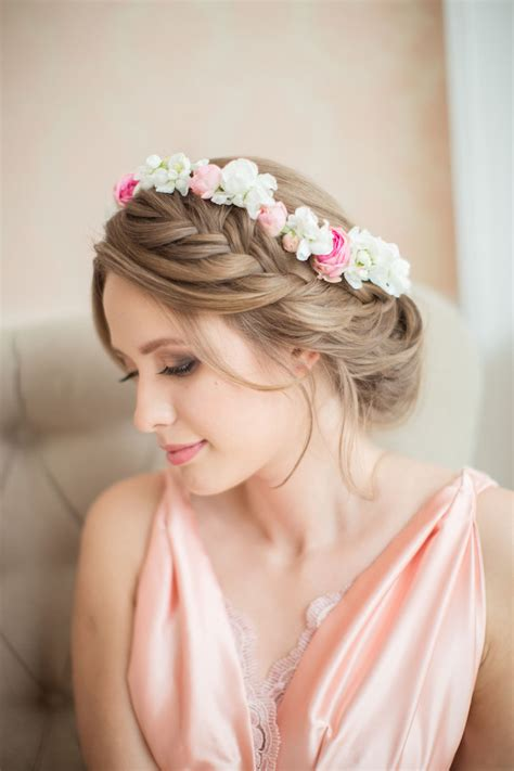 Wedding Hairstyles With Side Braids by Wedding Hairstyles Part Ii Bridal Updos Tulle