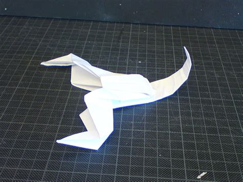 How To Make A Origami Scorpion - simple origami scorpion by necrius on deviantart