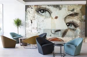 San Francisco Wall Mural art in architecture exploring the world of fine art and