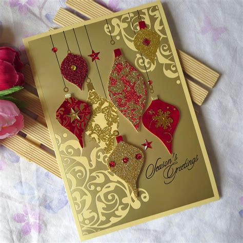 Handmade New Year Greeting Cards - new year greeting card three dimensional western