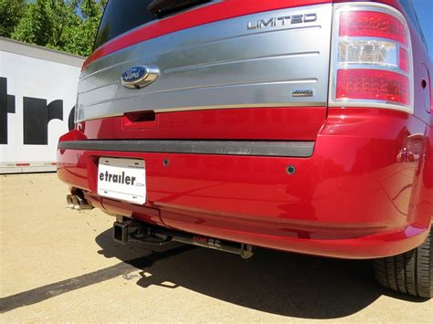 2014 ford flex trailer hitch curt