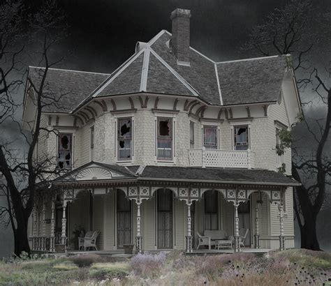 Haunted House For by S Haunted House Day 6