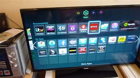 my samsung tv check out my new tv samsung 40 quot led smart tv