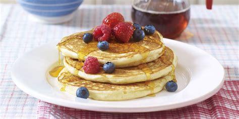 easy homemade pancake recipes