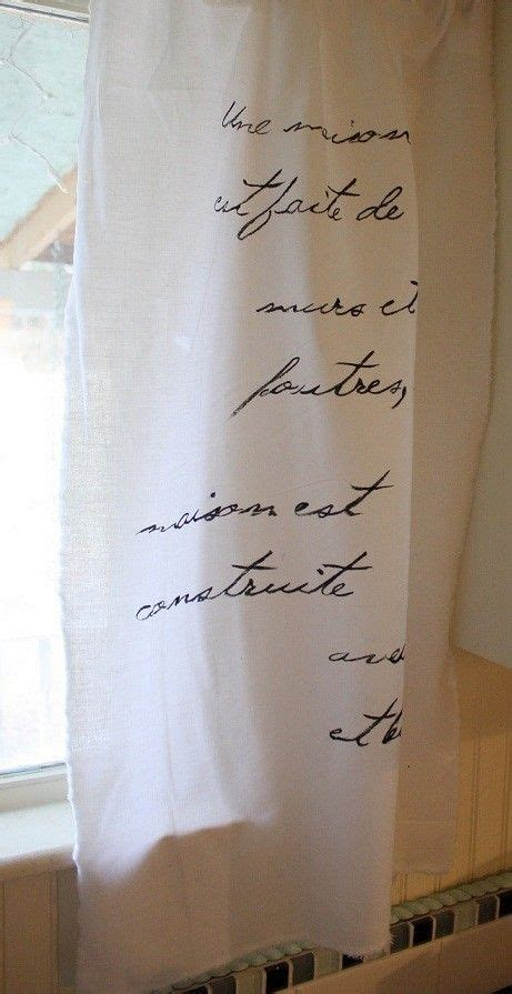 see the curtains hanging in the window lyrics french script curtains hand painted hand painted