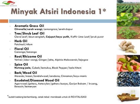 Minyak Atsiri Cendana India essentail market in indonesia by arianto mulyadi