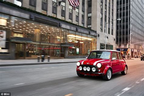 the classic mini cooper that s electric thanks to bmw