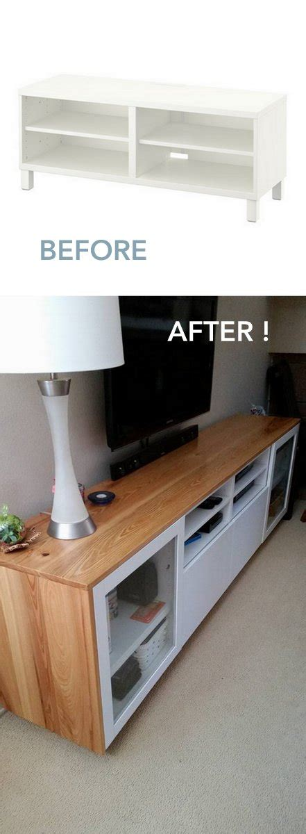 besta tv schrank wood you like to give your ikea best 197 tv unit a new look