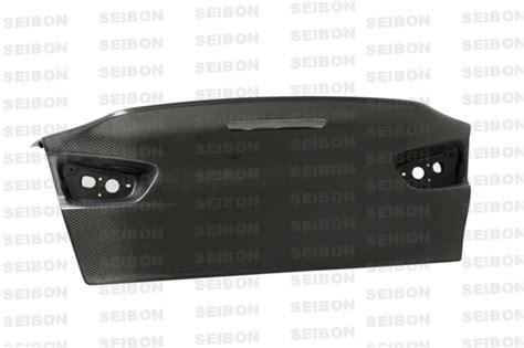 Trunc Lid Model Kecil Avanza 2008 2012 csl style carbon fiber trunk lid for 2008 2012 mitsubishi