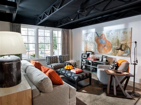 13 amazing basement design ideas hgtv