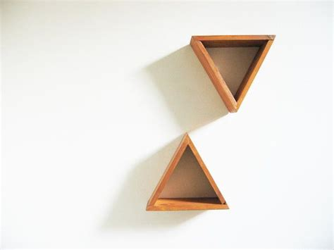 triangle wall shelf 22 best triangular packaging images on pinterest