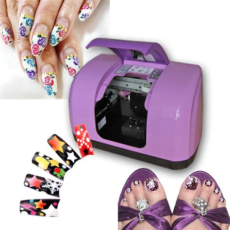 Nail Printer by Digital Nail Printer How You Can Do It At Home