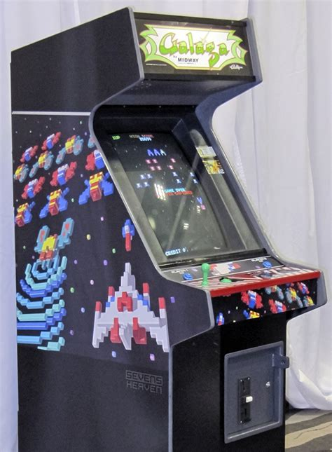 Galaga Arcade Cabinet by Pin By Metin Seven Design On 3d Pixel