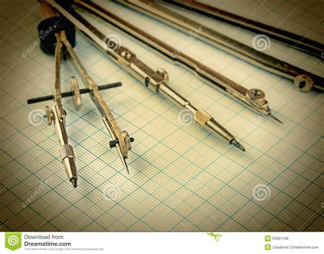graph drawing tools drawing tools stock photo image 53091168