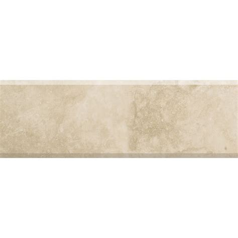 ivory honed filled threshold travertine thresholds 4x36 country floors of america llc
