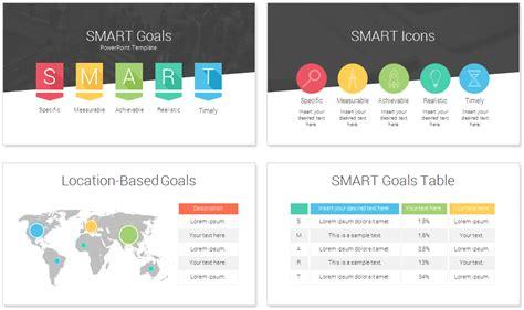 Powerpoint Smart Templates smart goals powerpoint template presentationdeck
