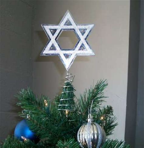 festive interfaith decor chanukah christmas tree holidays