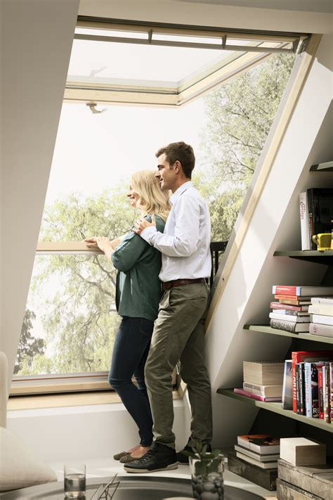 VELUX CABRIO® balcony   from roof window to balcony in seconds