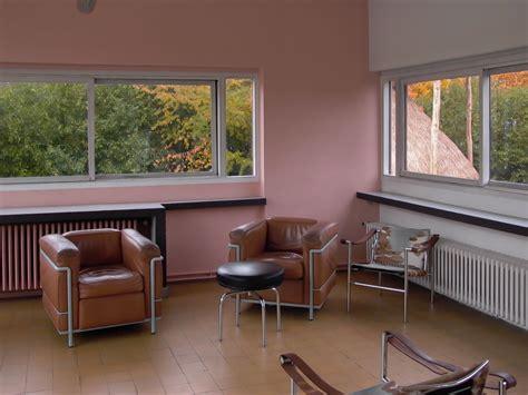 le living room le corbusier villa savoye part 2 architecture