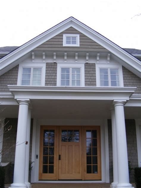 porch vs portico 14 best images about front porch columns on pinterest