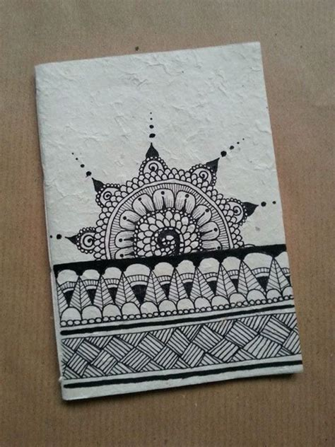 henna pattern notebook 37 best painings images on pinterest drawing ideas