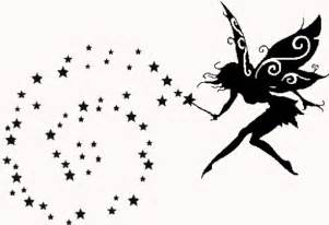 Disney Fairies Wall Stickers fairy dust clipart