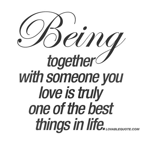 One Of The Best Things About Living In A City Is T by Being Together Quotes Best Being Together Quotes Sayings