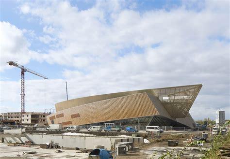 Convention Center Floor Plan Centre De Congr 232 S 224 Mons Libeskind