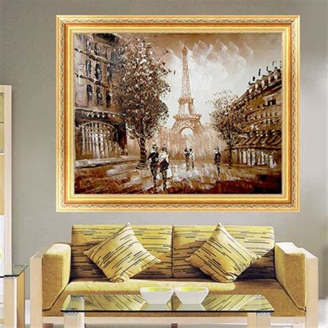 diy paintings for home decor diy 5d round diamond painting embroidery cross stitch home