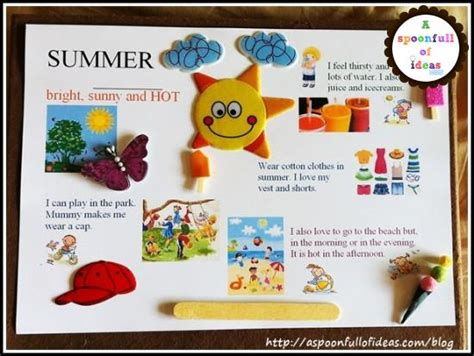 ideas for kindergarten show and tell show and tell topic seasons age group 2 to 4 years