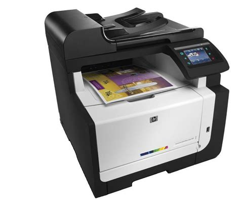 Printer Color Laser Multifunctionll