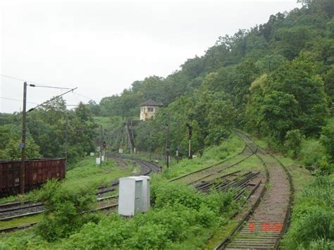 ghat section panoramio photo of midghat station and catch siding